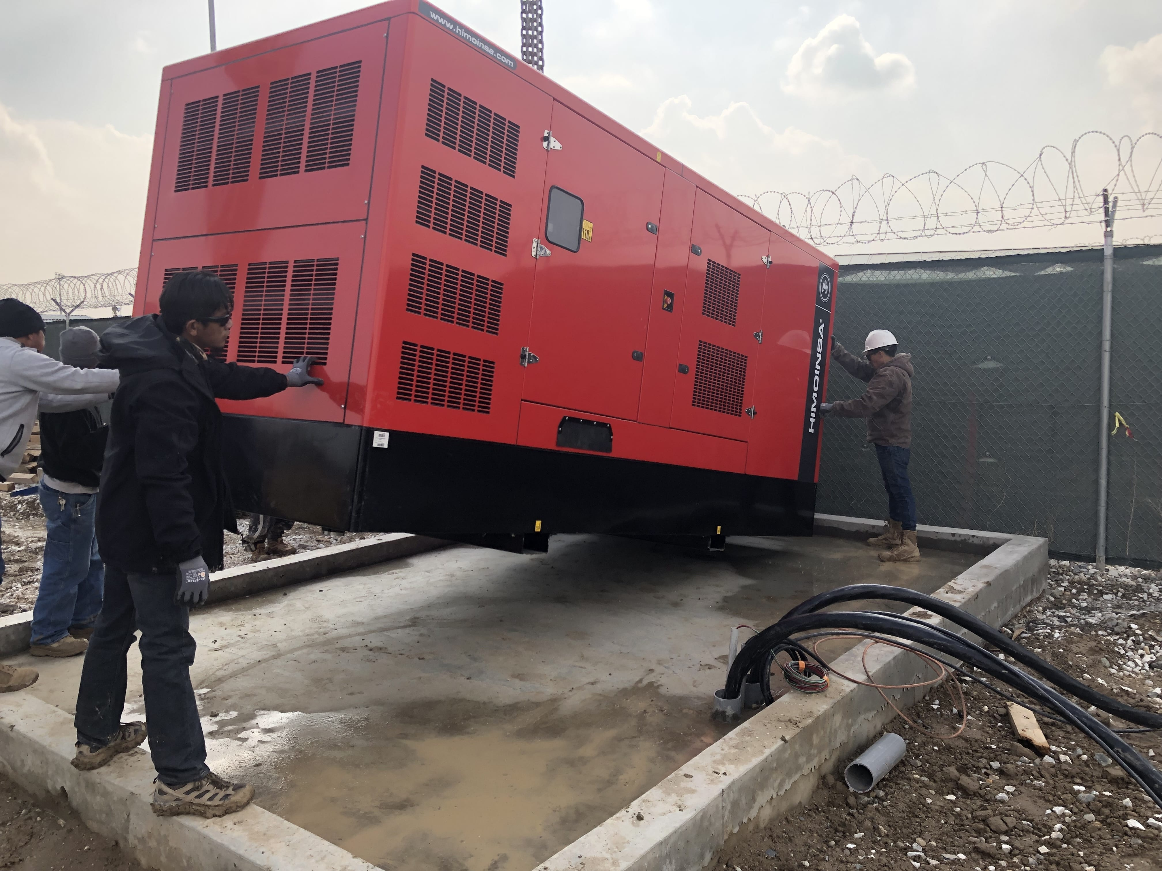 Stand-by Generator